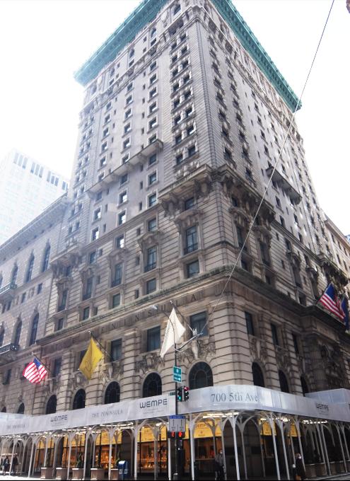 ニューヨークの五番街、バーチャルお散歩動画_b0007805_22584448.jpg