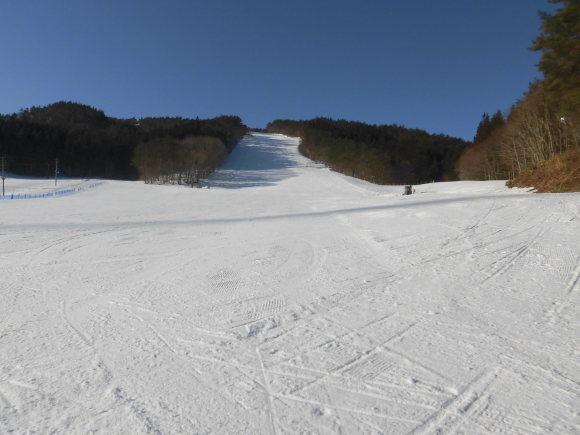 令和3年2月 28日(日)天気/晴 気温/-10℃ 風/無 積雪/60㎝ 滑走可能_e0306207_08191606.jpg