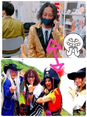 今週の「くるナイ」はVPRO海賊団『YOHO』!OAです_b0183113_19364721.jpg
