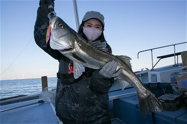 J:COM釣りたいっ!2021年3月号 東京湾シーバス編・明日1日からオンエアー_c0196414_00352061.jpg