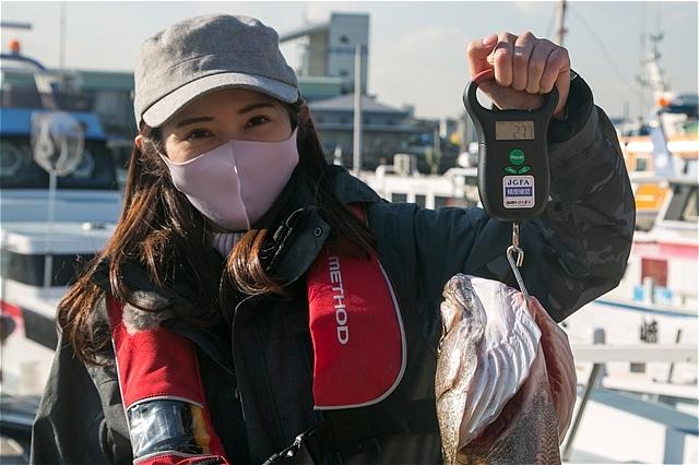 J:COM釣りたいっ!2021年3月号 東京湾シーバス編・明日1日からオンエアー_c0196414_00520719.jpg