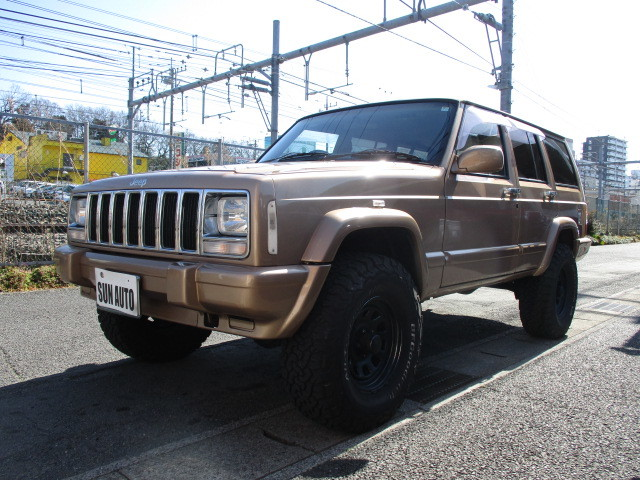 中古車 XJ チェロキー 入庫しました_b0123820_14523002.jpg