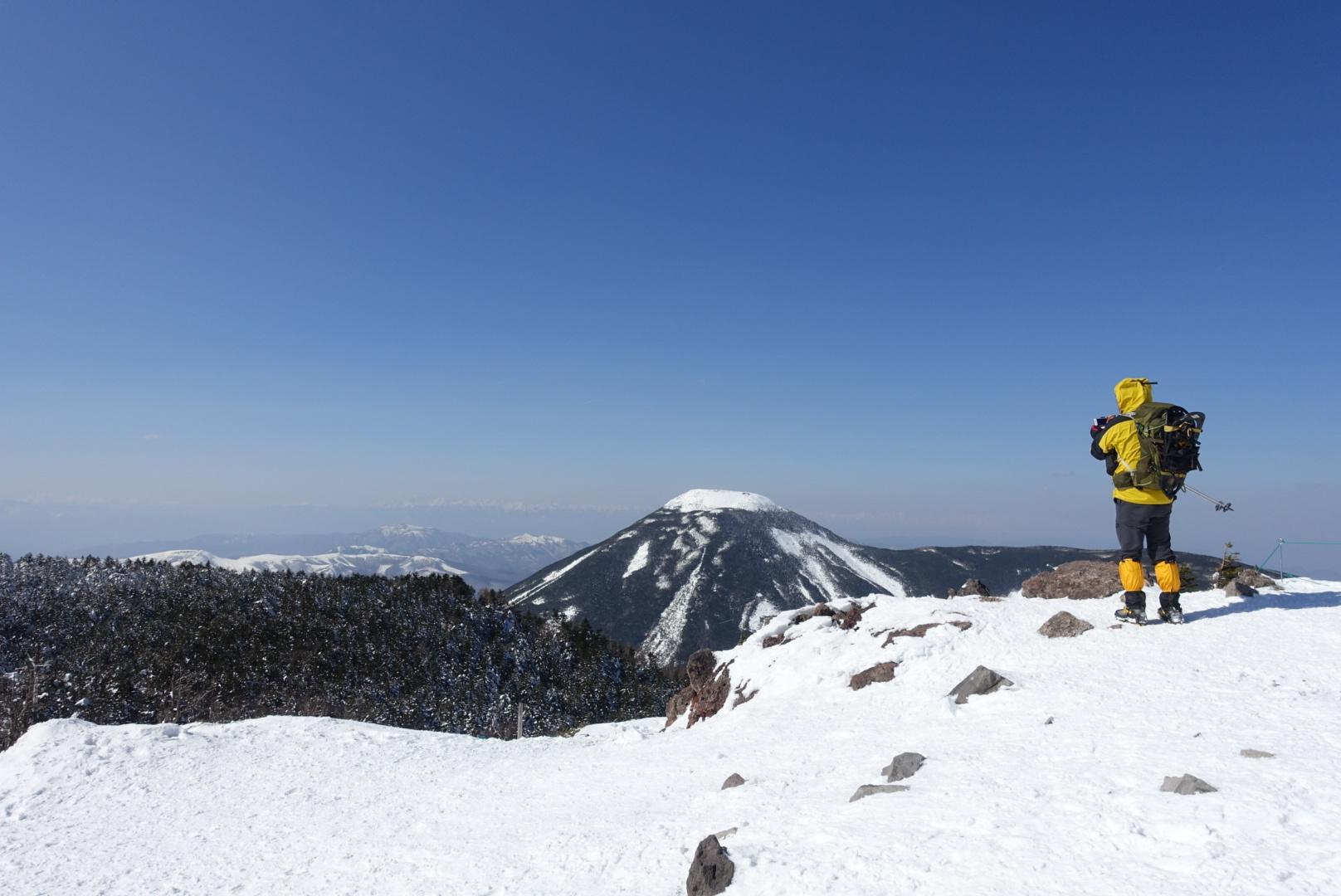 雪山ハイクデビュー。_a0138134_13474250.jpeg