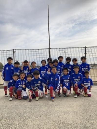 2021年2月28日日 旭FCチャレンジカップU9 準優勝🥈_e0295964_16264172.jpeg