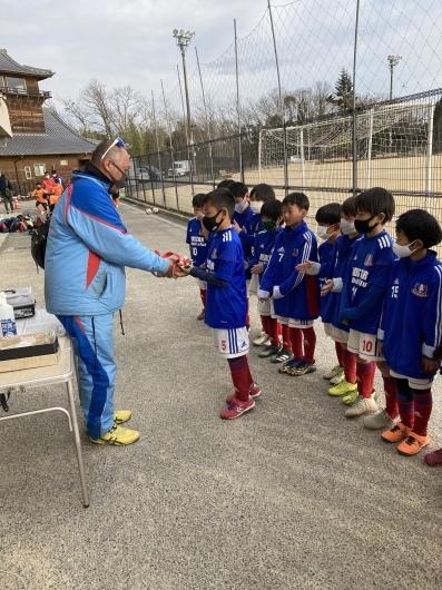 2021年2月28日日 旭FCチャレンジカップU9 準優勝🥈_e0295964_16272683.jpeg