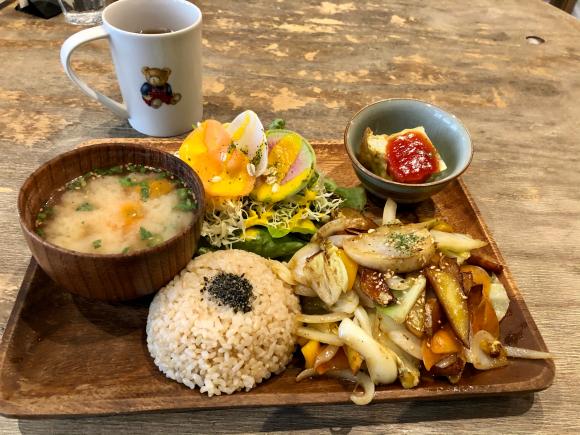 パプリカ食堂ヴィーガン(四ツ橋・大阪市)_d0339676_16045303.jpg