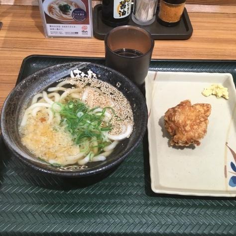 はなまるうどん     高速神戸駅店_c0118393_09394944.jpg