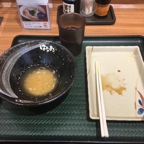 はなまるうどん     高速神戸駅店_c0118393_18155060.jpg