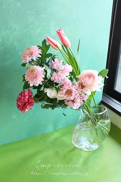 PINK FLOWERS_a0085317_20392352.jpg