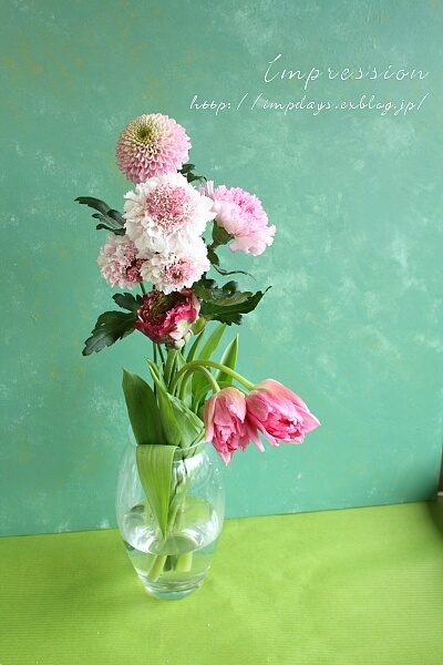 PINK FLOWERS_a0085317_20421023.jpg