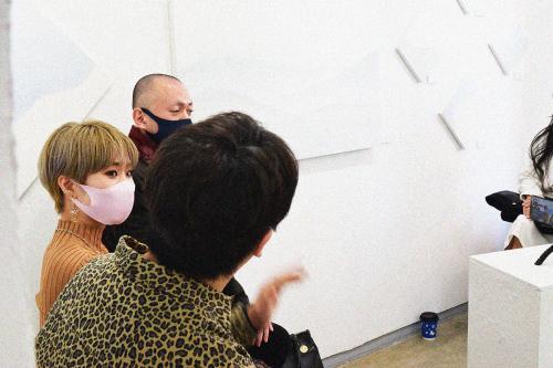 2021.2.24(水) – 3.1(月) 立花 清美 展 where are we? @ 5日目_e0272050_15315710.jpg