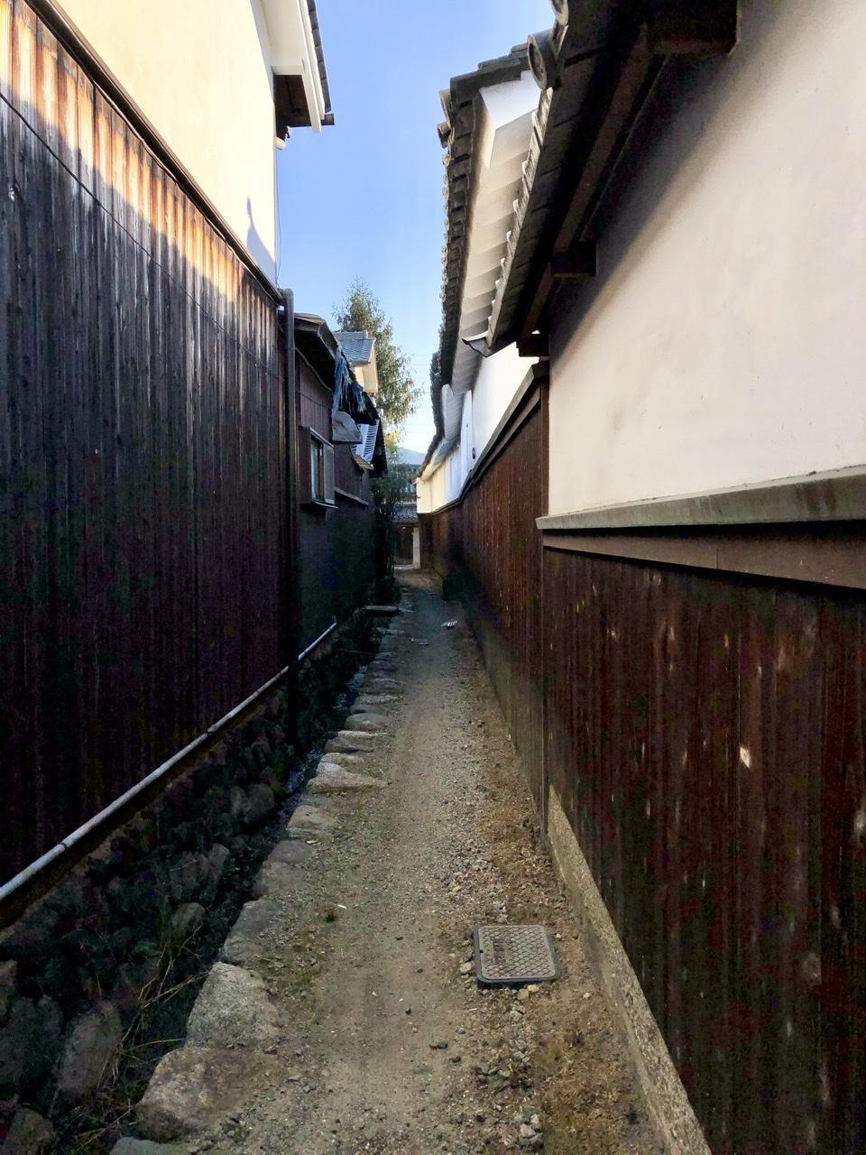 奈良の旅 13 江戸の街並みが美しい橿原市今井町 その2_a0092659_11372280.jpeg