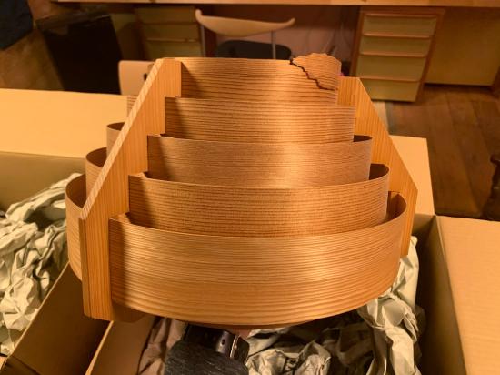 ヤコブセンランプ名作 JAKOBSSON LAMP 照明器具 修理 36 37_f0053665_00281320.jpg
