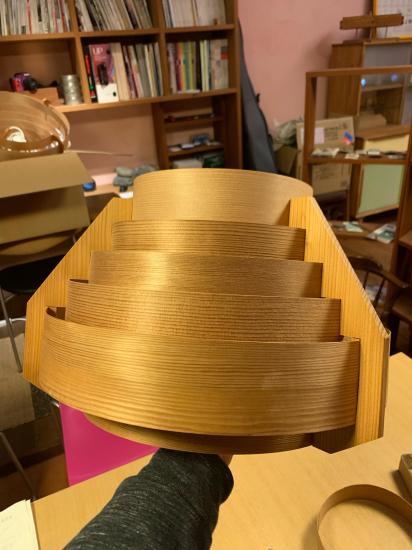 ヤコブセンランプ名作 JAKOBSSON LAMP 照明器具 修理 36 37_f0053665_00301976.jpg