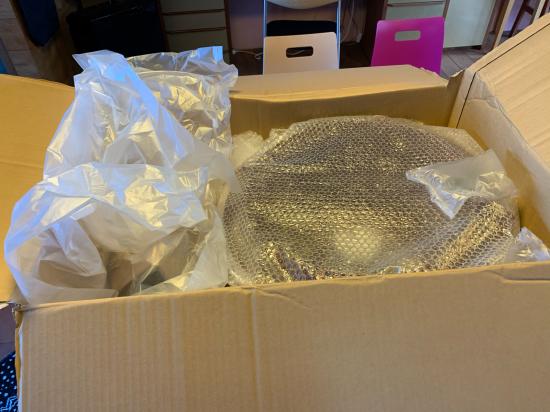 ヤコブセンランプ名作 JAKOBSSON LAMP 照明器具 修理 35_f0053665_00401453.jpg