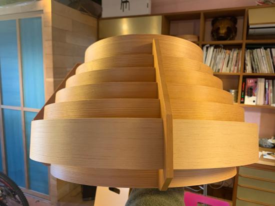 ヤコブセンランプ名作 JAKOBSSON LAMP 照明器具 修理 38_f0053665_00531989.jpg