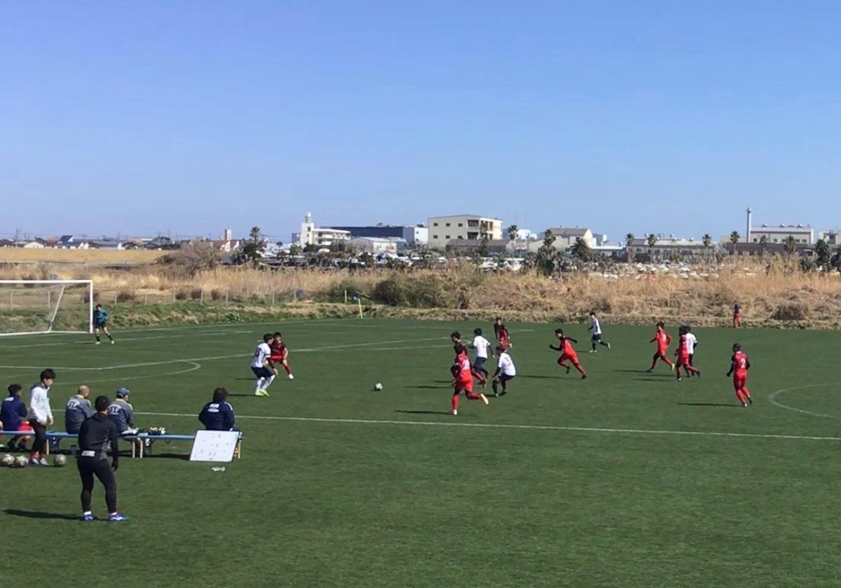 練習試合vs平塚SC_a0109270_08201017.jpg