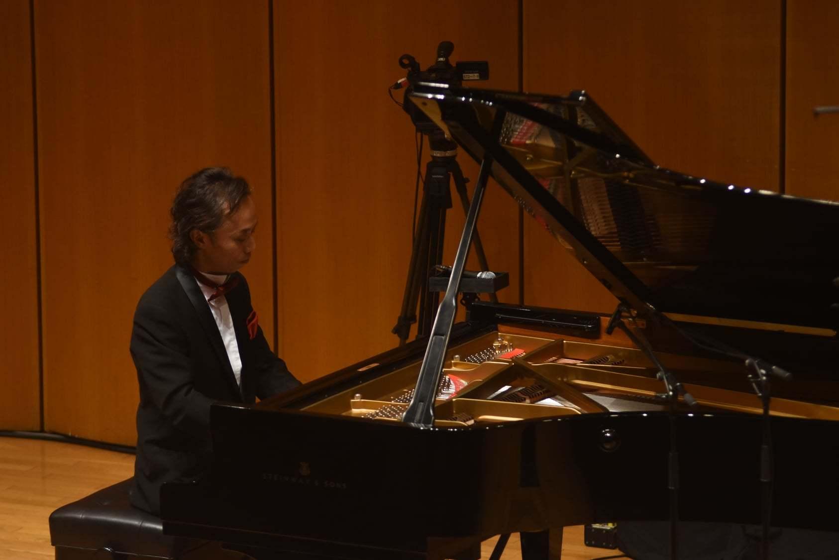 ありがとうございました!2021.02.27(土)板垣光弘ソロピアノコンサート『マイ・ラウンジ・ミュージック 2021 春』武蔵野スイングホール_d0003502_23532207.jpg