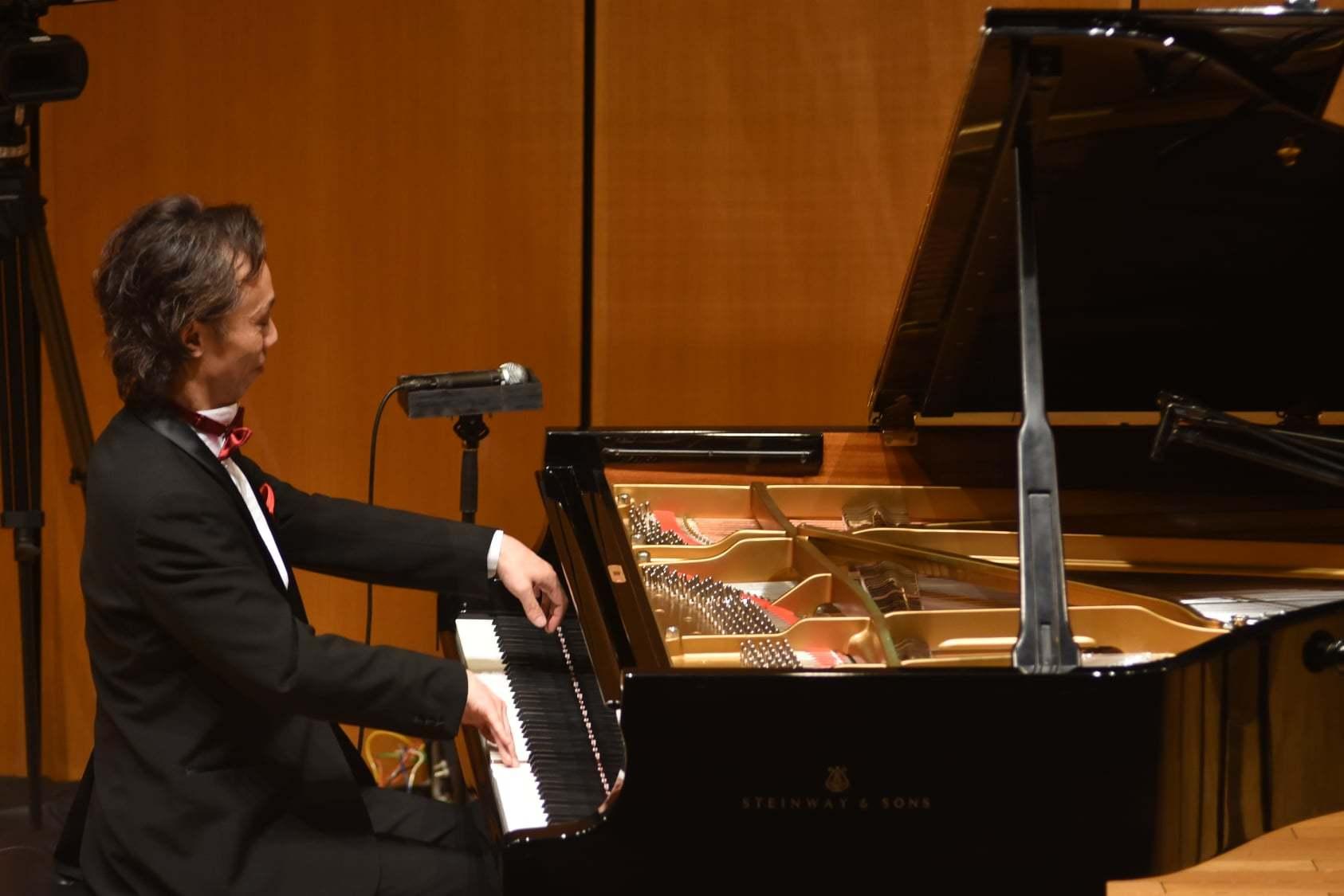 ありがとうございました!2021.02.27(土)板垣光弘ソロピアノコンサート『マイ・ラウンジ・ミュージック 2021 春』武蔵野スイングホール_d0003502_23532753.jpg