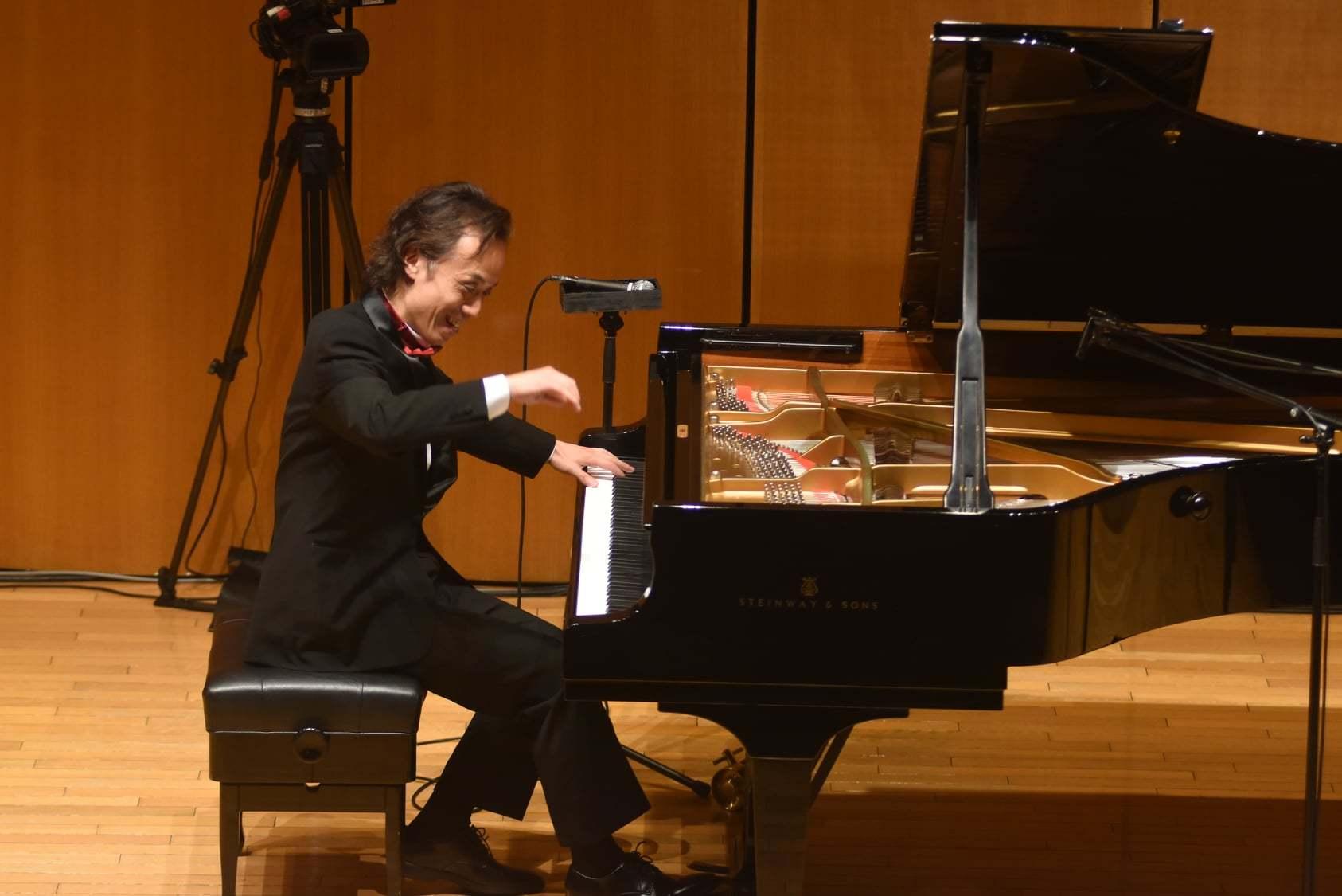 ありがとうございました!2021.02.27(土)板垣光弘ソロピアノコンサート『マイ・ラウンジ・ミュージック 2021 春』武蔵野スイングホール_d0003502_23533083.jpg