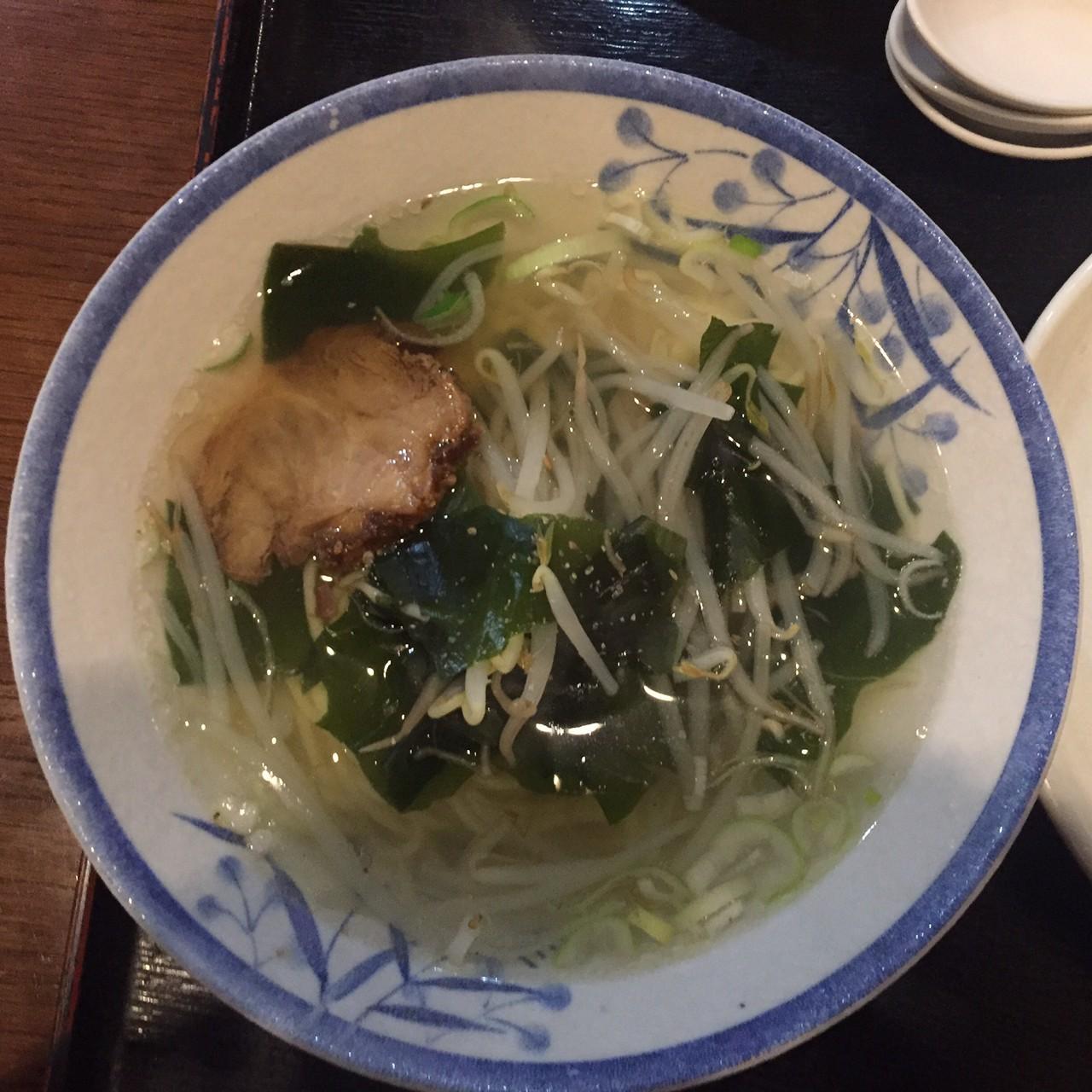 中華料理  火鳳凰_e0115904_20403352.jpg