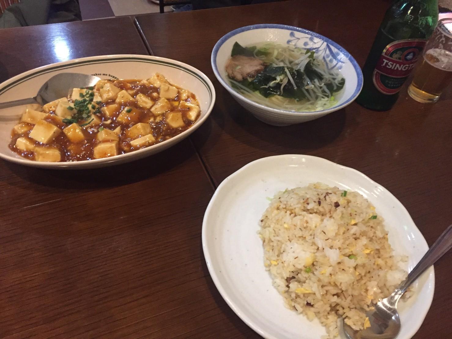 中華料理  火鳳凰_e0115904_20485743.jpg