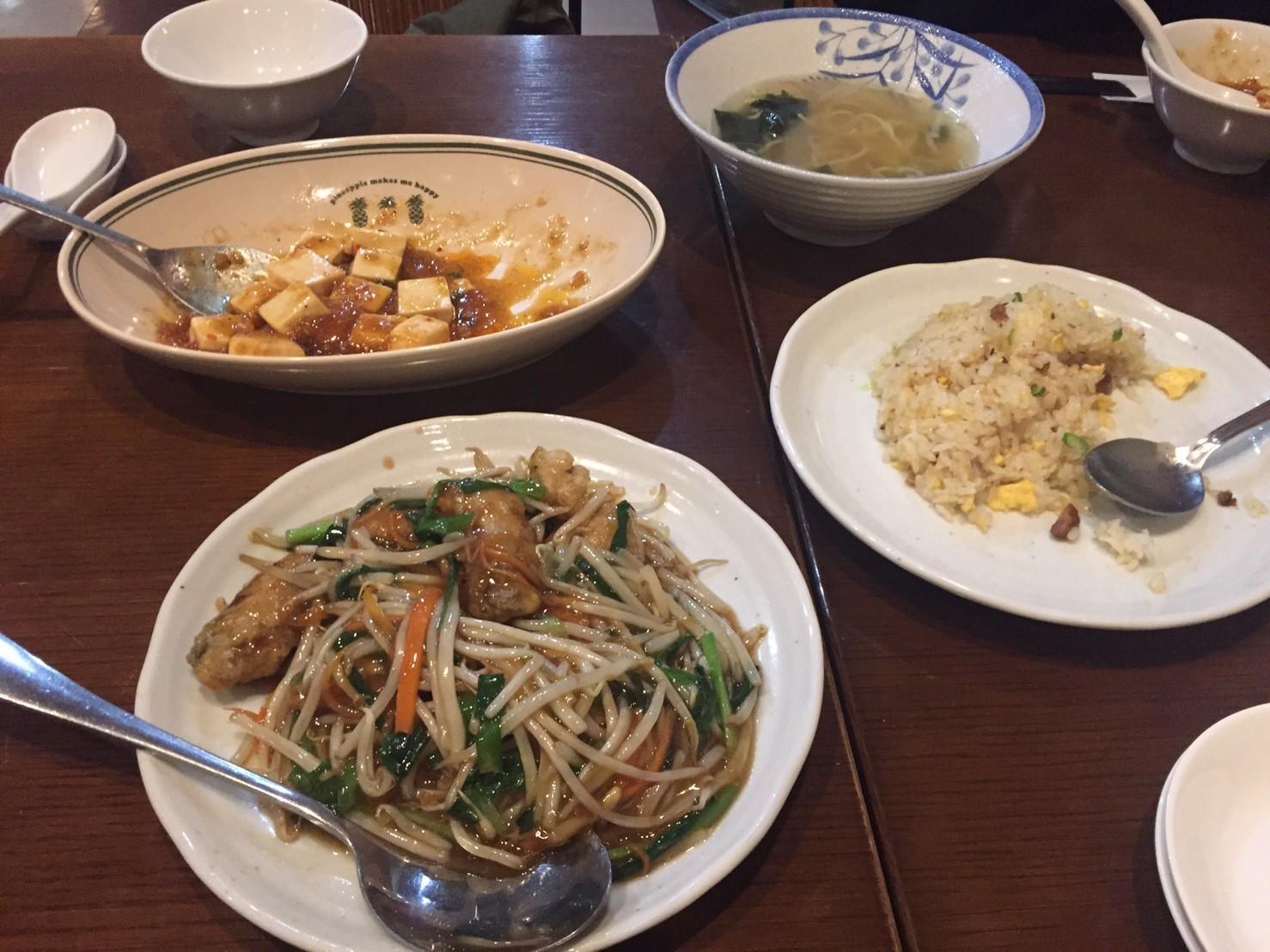 中華料理  火鳳凰_e0115904_20491915.jpg