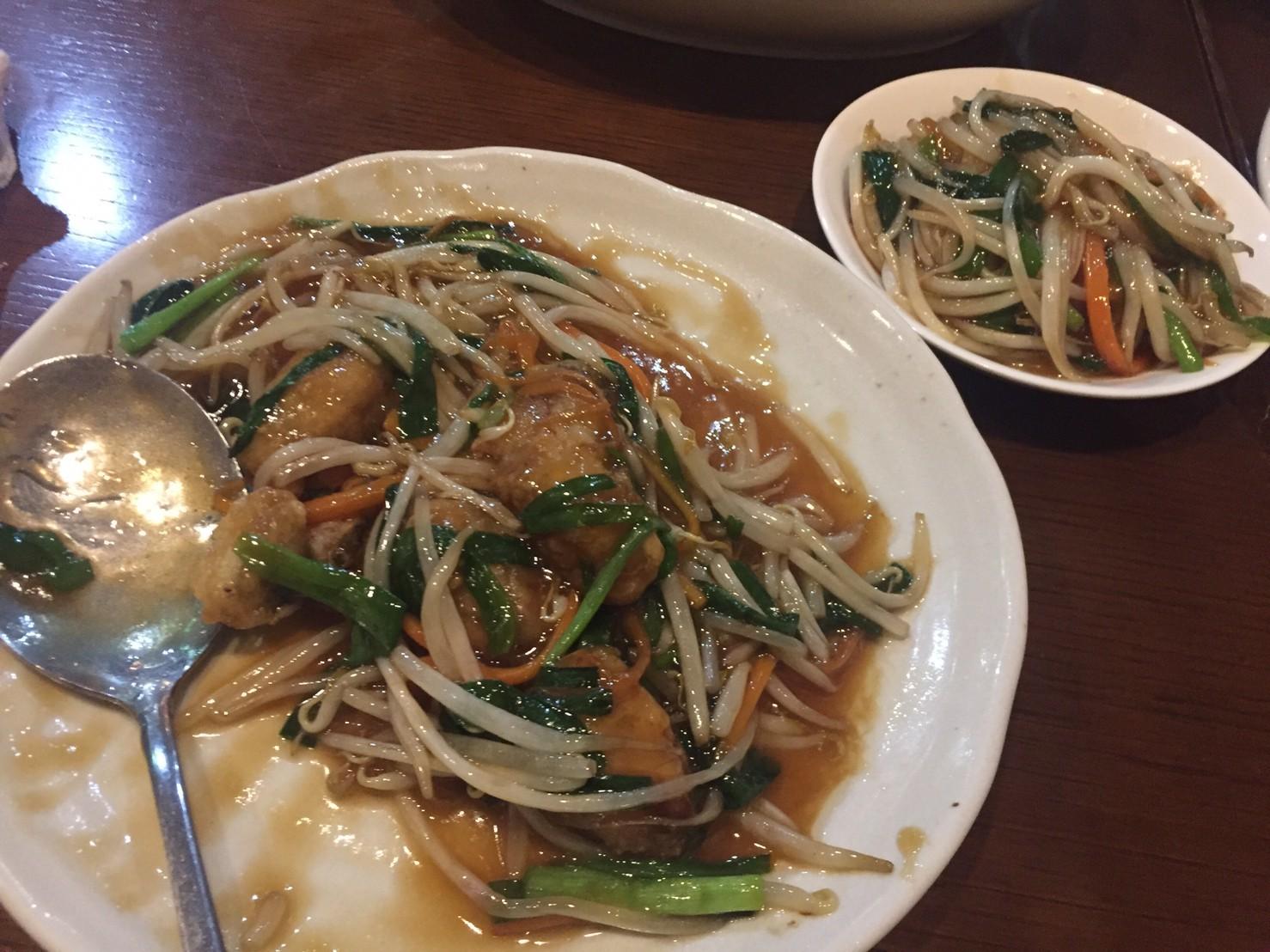 中華料理  火鳳凰_e0115904_20564254.jpg