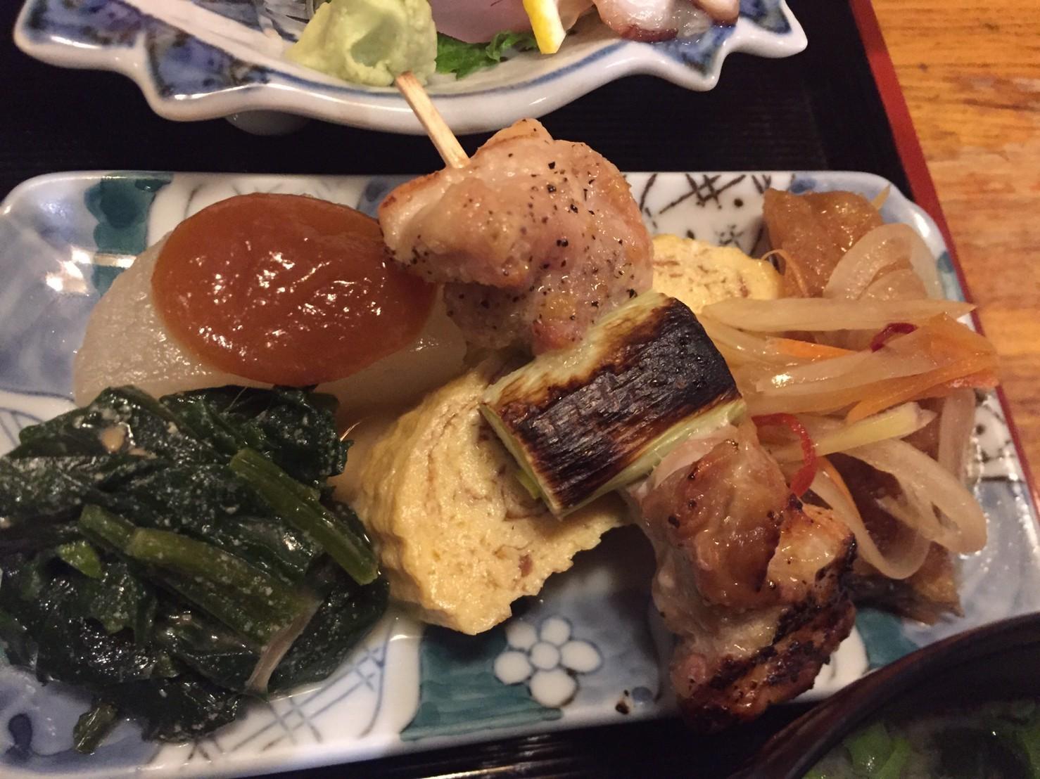 ふぐ料理・季節料理 梓  ランチ_e0115904_23470336.jpg