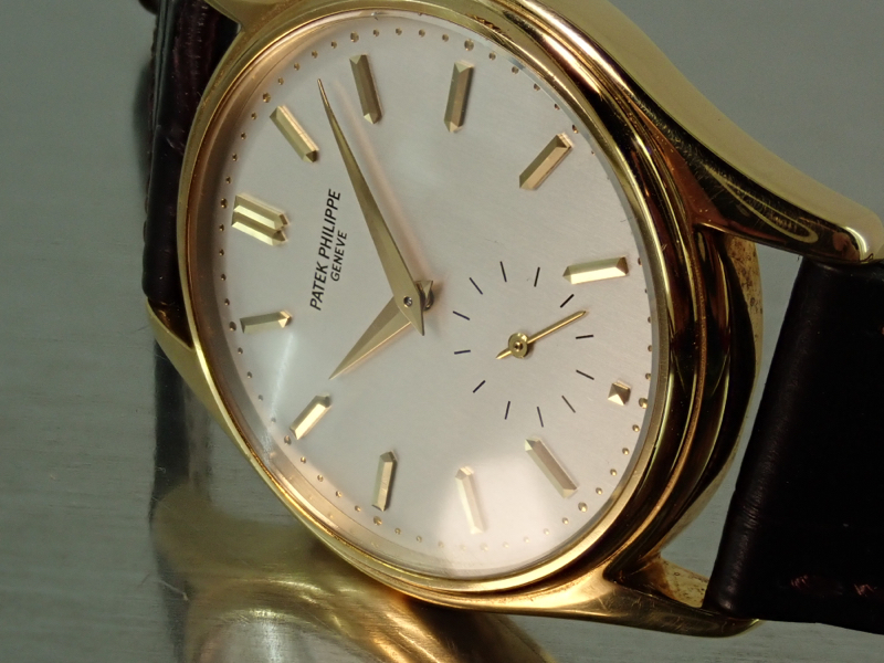A classic calatrava ref.5023J, which is dispatched today._c0128818_20454771.jpg