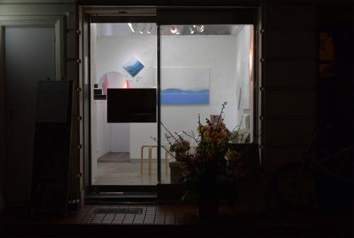 2021.2.24(水) – 3.1(月) 立花 清美 展 where are we? @ 最終日_e0272050_22064856.jpg