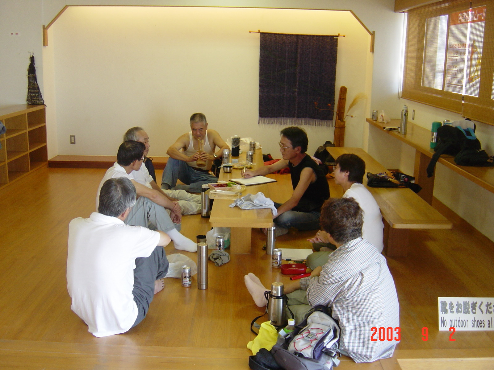 うみべの森の歴史⑮「2003年9月の活動」_c0108460_11275637.jpg