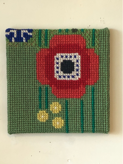 vintage fabric panel (SWEDEN)_c0139773_15051655.jpg