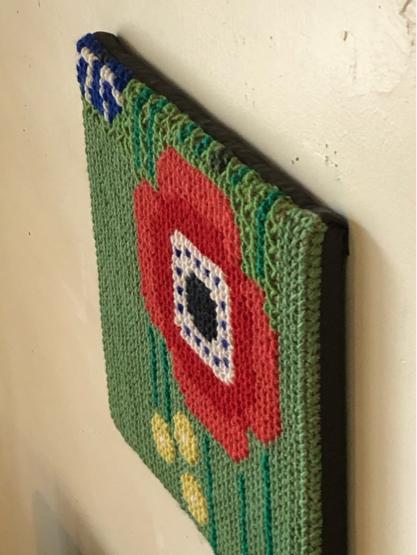 vintage fabric panel (SWEDEN)_c0139773_15051894.jpg