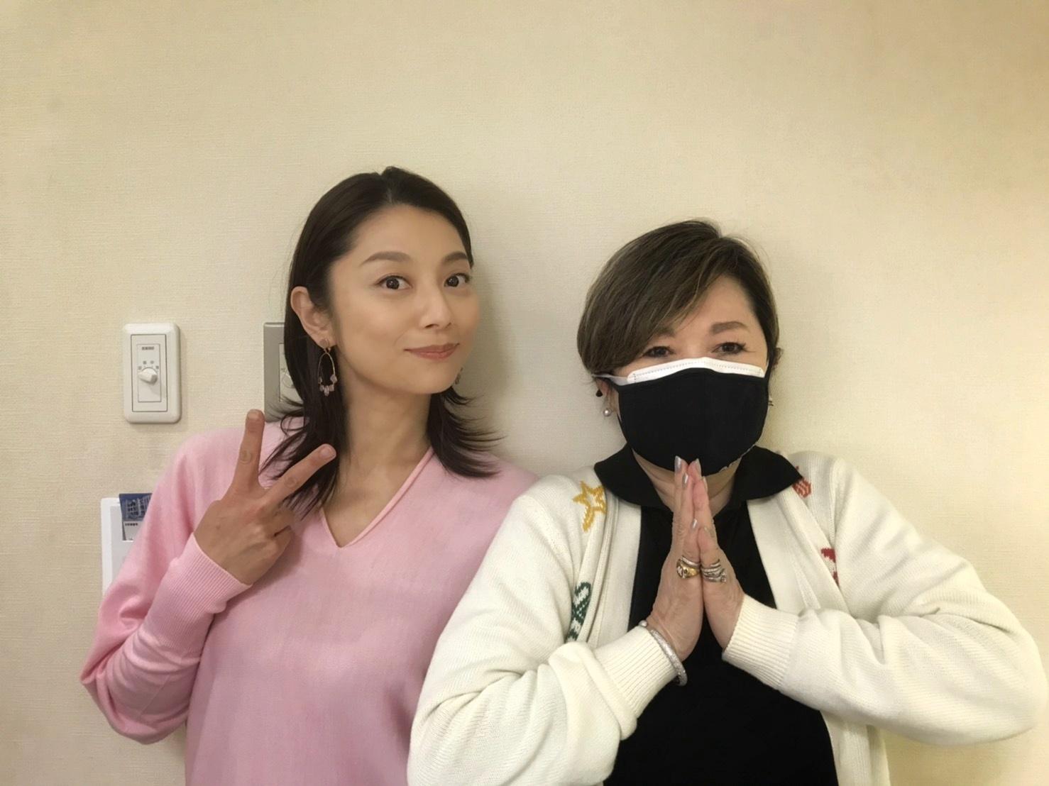 小池栄子姫とハードな…でも楽しい1日♪