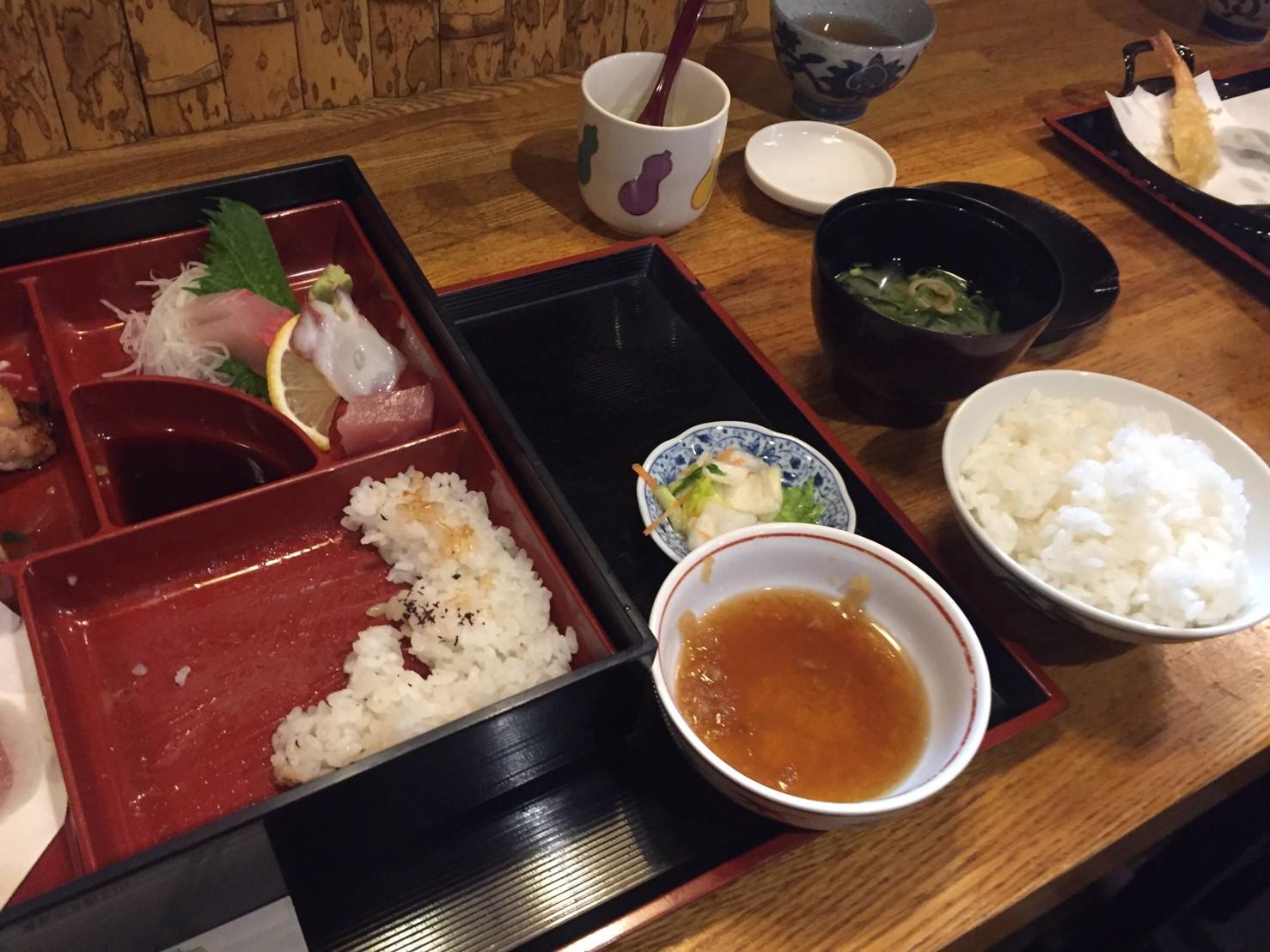 ふぐ料理・季節料理 梓  ランチ_e0115904_00090824.jpg