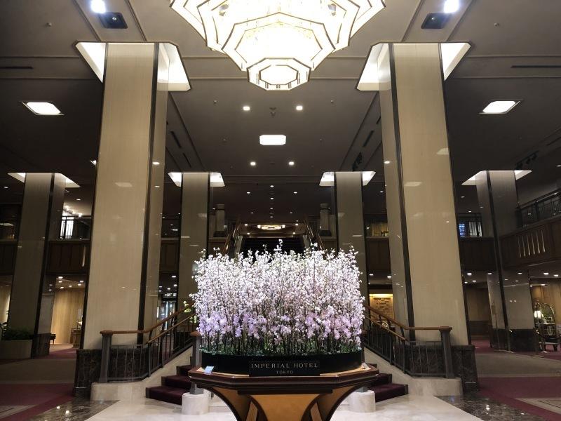 帝国ホテルのお雛様_a0155408_10344367.jpg