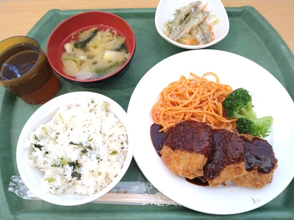 3/3 今日の昼食@会社Vol.1041_b0042308_14104053.jpg