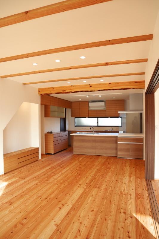 岡谷市 H様邸 見学会とお引渡し_e0347716_20252103.jpg