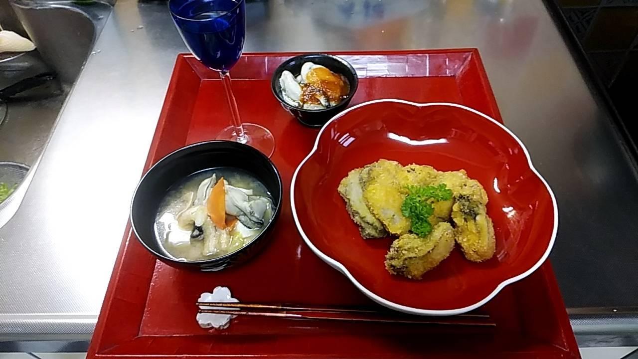 大好きな牡蠣~!♪_c0173826_17501763.jpg