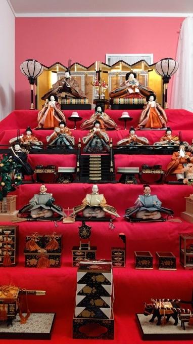 雛祭り(*^-^*)_c0350439_11024962.jpg