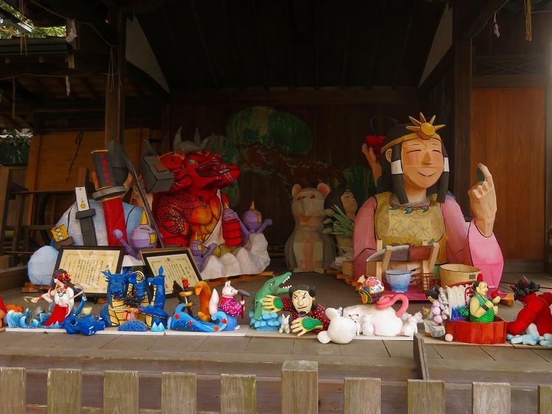粟田神社の粟田祭を彩る「粟田大燈呂」20210301_e0237645_23270867.jpg