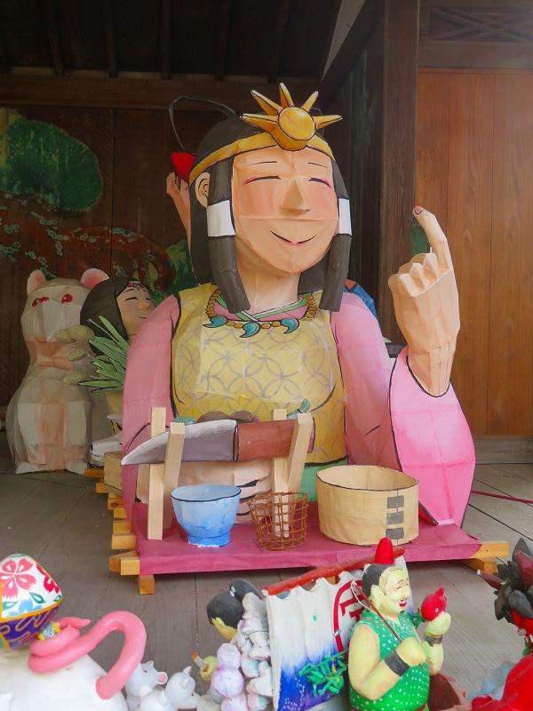 粟田神社の粟田祭を彩る「粟田大燈呂」20210301_e0237645_23270901.jpg
