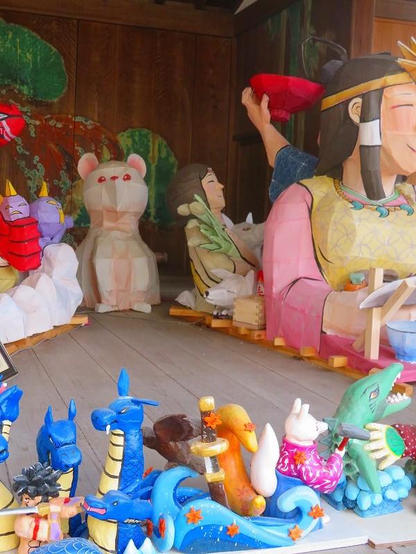 粟田神社の粟田祭を彩る「粟田大燈呂」20210301_e0237645_23294880.jpg
