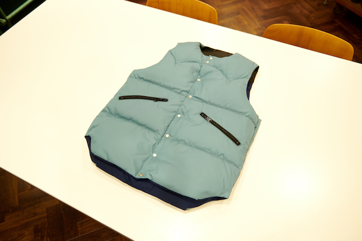 ""\""""Rocky Mountain Featherbed × TheThreeRobbers PROCESS DOWN VEST MAN 2021 - ORDER""""ってこんなこと。_c0140560_15464537.jpg""720|480|?|en|2|e69161488260ec05bd06f83d07840bc8|False|UNLIKELY|0.3228174149990082