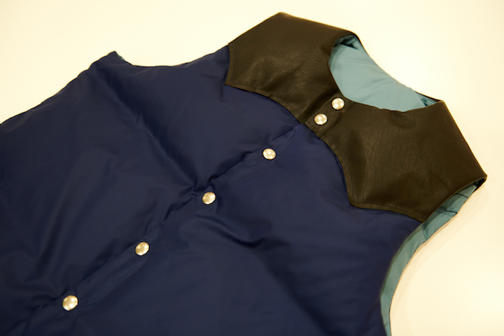 ""\""""Rocky Mountain Featherbed × TheThreeRobbers PROCESS DOWN VEST MAN 2021 - ORDER""""ってこんなこと。_c0140560_15473137.jpg""720|480|?|en|2|225de62f1037b3a86916445dd0d9121d|False|UNLIKELY|0.294575572013855