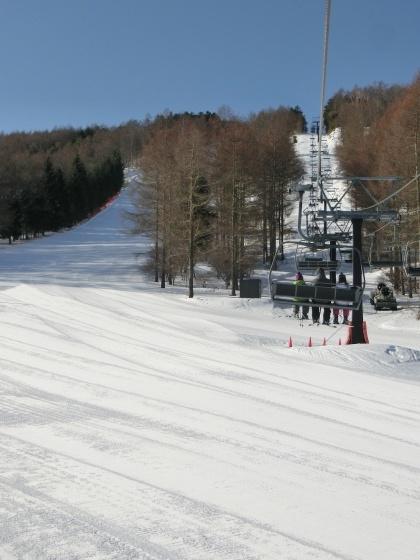 スキー、2020-21シーズン⑪~3/6、ブランシュたかやま_e0045768_22182836.jpg