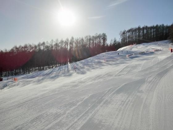 スキー、2020-21シーズン⑪~3/6、ブランシュたかやま_e0045768_22191442.jpg