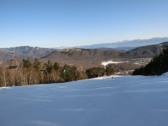 スキー、2020-21シーズン⑪~3/6、ブランシュたかやま_e0045768_22200111.jpg