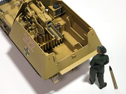 タミヤ 1/35 ドイツ対戦車自走砲マーダーI (完成)_b0055614_23460247.jpg
